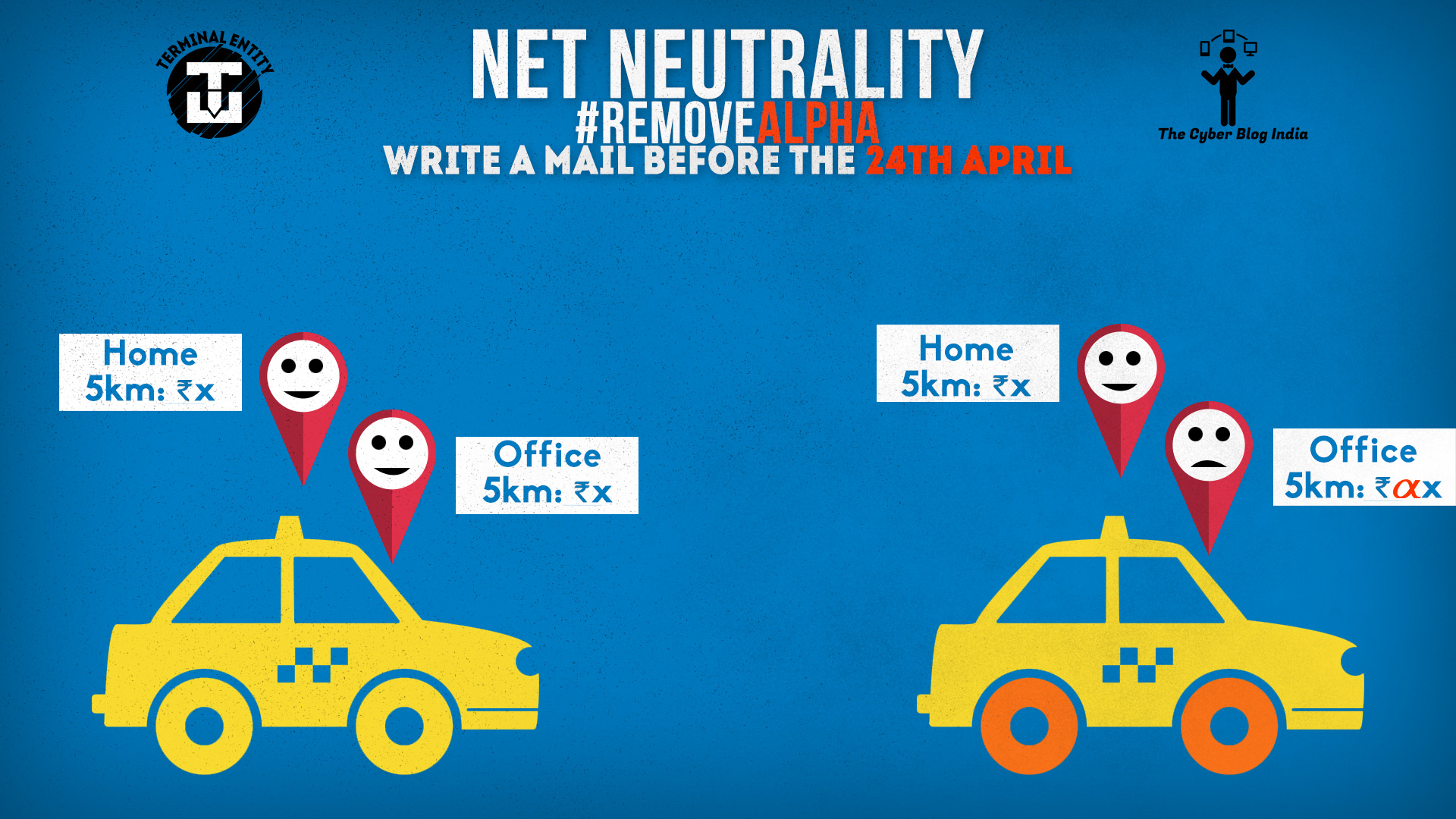 net neutrality essay As of august 2015, there were no laws governing net neutrality in india, which  would require that all internet users be treated equally, without discriminating or.